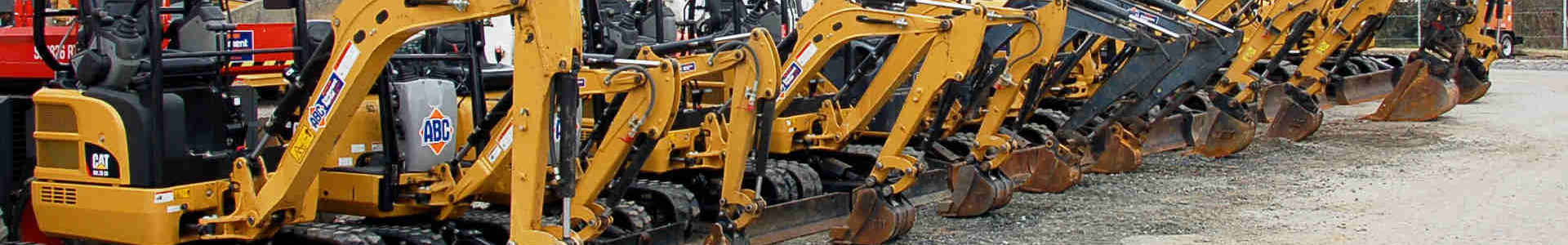 Construction Tools & Equipment Rentals in the Baltimore Metro Area