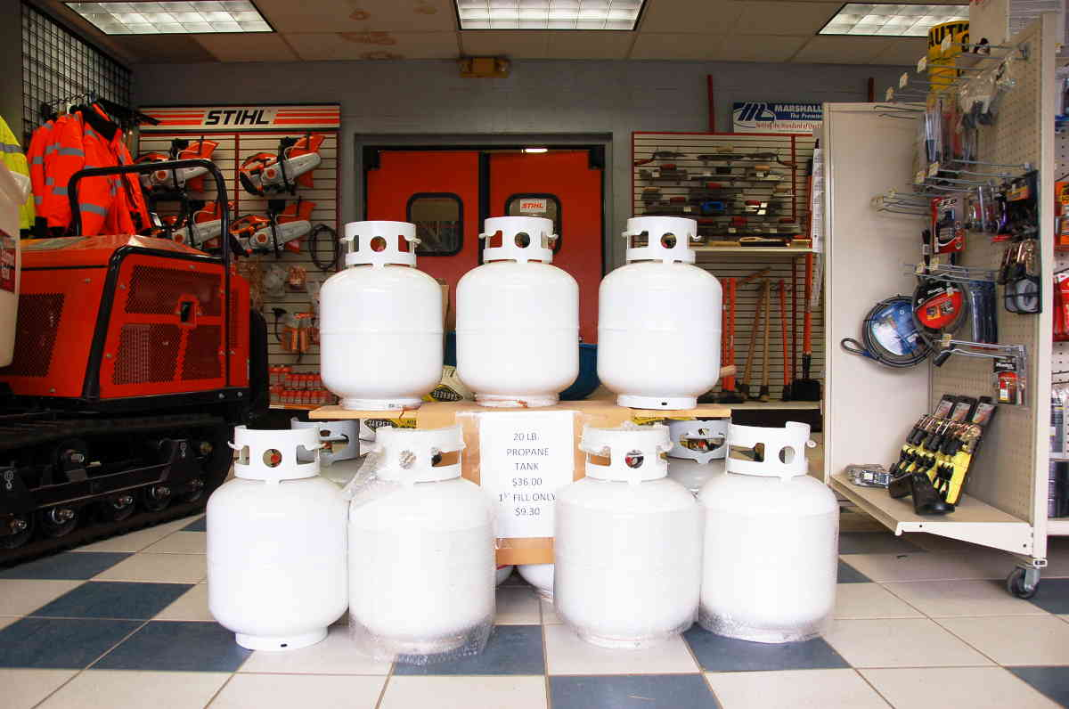 ABC Equipment Rental Propane Sales