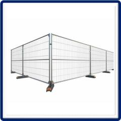 Rental store for FENCE-TEMPORARY, 8 X 8 PANELS in Baltimore MD
