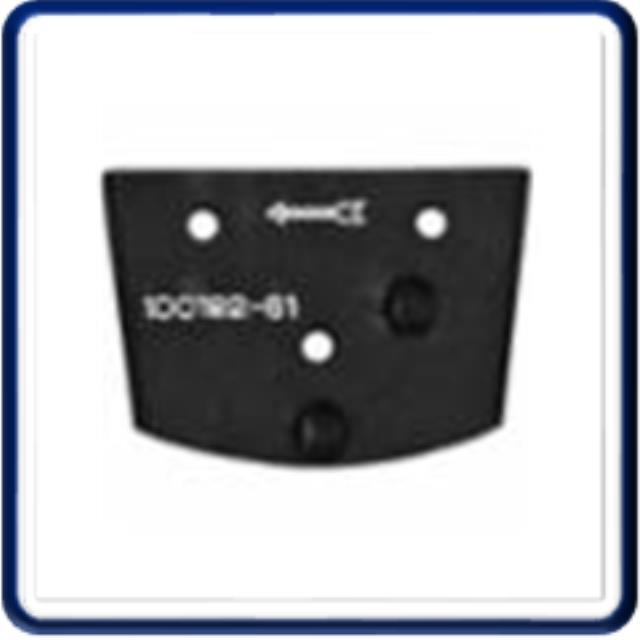 Where to find DIAMOND PCD W BACKING  SET OF 3 L R in Baltimore