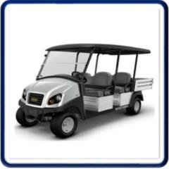 Rental store for UTV 4-SEAT-2WD-CANOPY-GAS in Baltimore MD