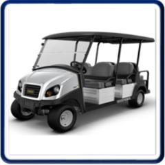 Rental store for UTV 6-SEAT-2WD-CANOPY-ELECTRIC in Baltimore MD