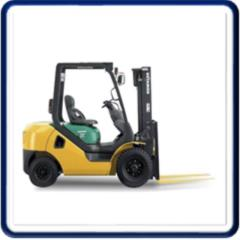 Rental store for FORKLIFT,  3000LB 79IN.CLEAR in Baltimore MD