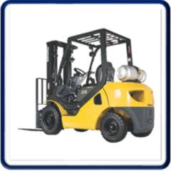 Rental store for FORKLIFT,  5000LB-15FT in Baltimore MD