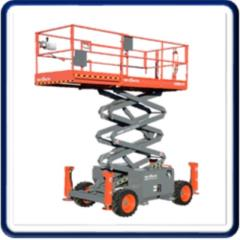Rental store for LIFT-PLATFORM, 32FT 68IN 4WD in Baltimore MD
