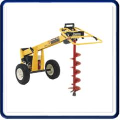 Rental store for POSTHOLE DIGGER, 1-MAN HYD TOW in Baltimore MD