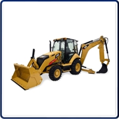 Rental store for BACKHOE-CAT-416D, 18FT-4WD in Baltimore MD