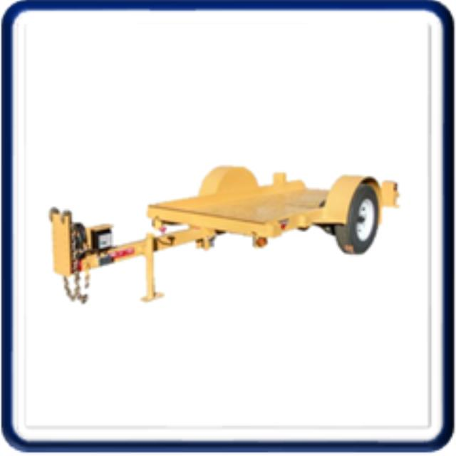 Where to find TRAILER-SINGLE AXLE, W RENTAL in Baltimore