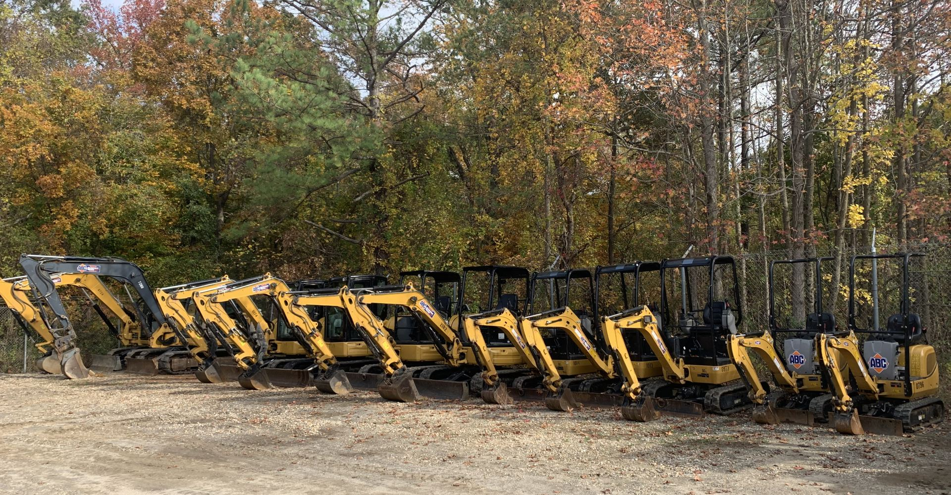 Equipment Rentals in the Baltimore Metro Area
