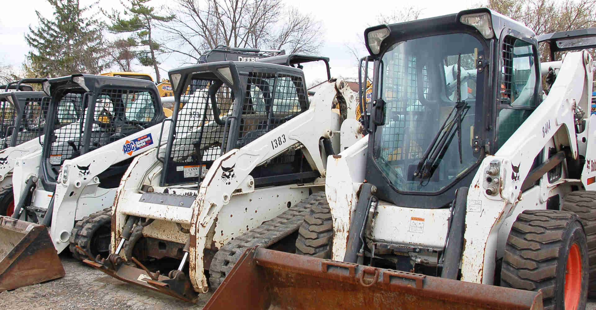 Rent Construction Equipment in Catonsville MD, Jessup, Towson, Baltimore-Columbia-Towson Metro